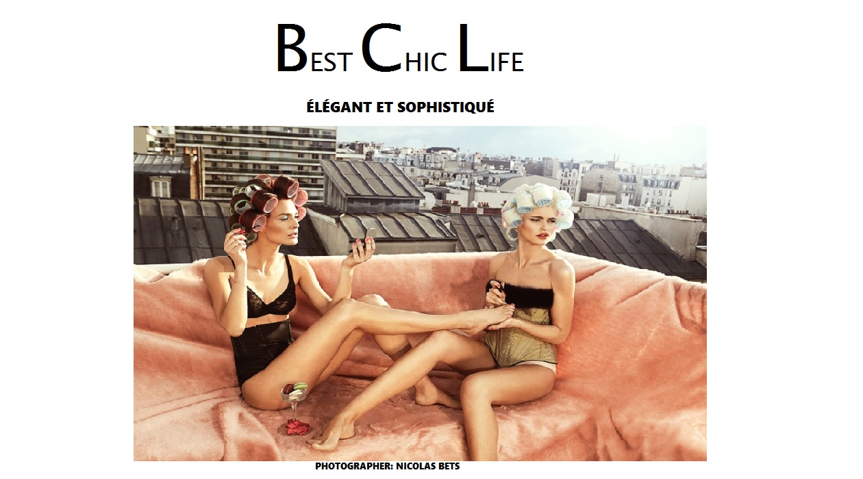 Best Chic Life  Fashion Blog by Belen Clares Latorre Personal Shopper