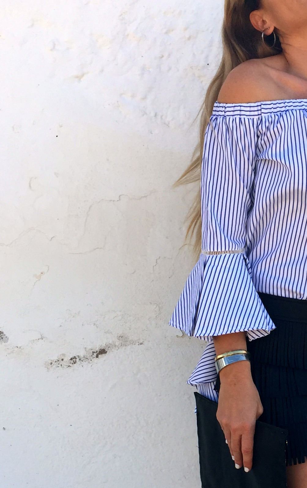 striped & fringed